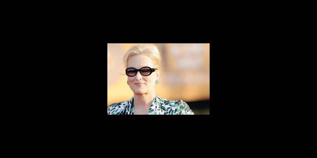Nouveau record pour Meryl Streep - La Libre