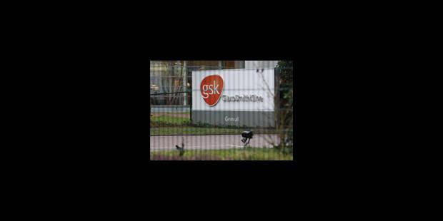 GSK supprime 4.000 emplois dans le monde - La Libre