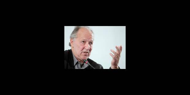Werner Herzog l'arpenteur - La Libre