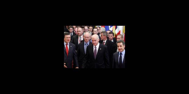 L'Europe au chevet de l'euro - La Libre