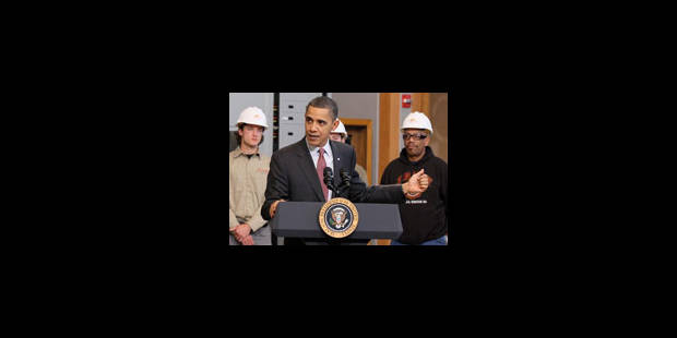 Obama relance le nucléaire - La Libre