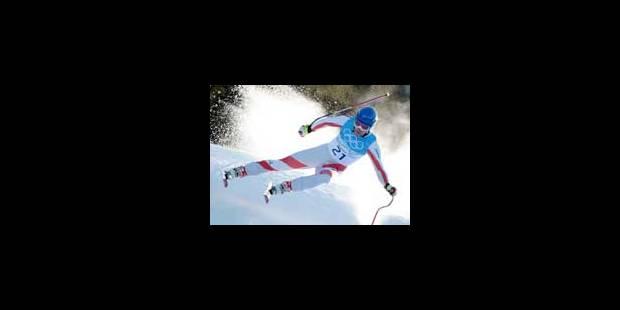 """Raich : """"le ski n'est pas si différent de la vie"""" - La Libre"""
