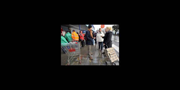 Grève confirmée pour samedi - La Libre