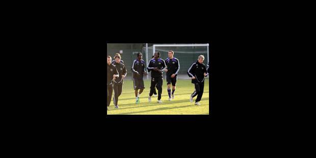 Anderlecht veut marquer