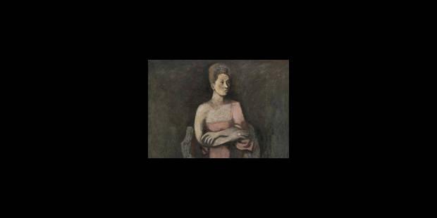 "Marc Mendelson fonda ""La jeune peinture belge"""