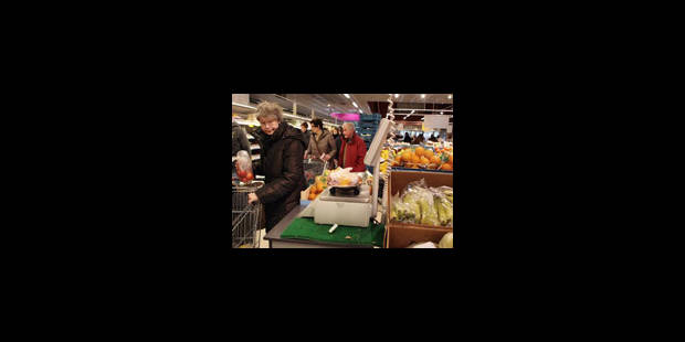 Carrefour: tous les magasins sont ouverts ce jeudi - La Libre