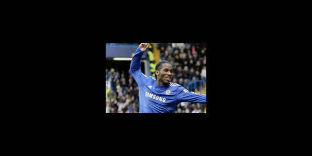 Didier Drogba élu footballeur africain de l'année - La Libre