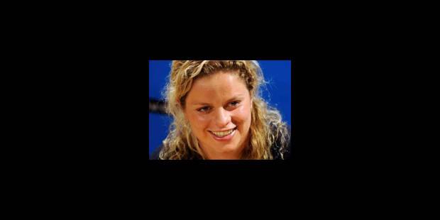 Kim Clijsters meilleur 'retour' de l'année 2009