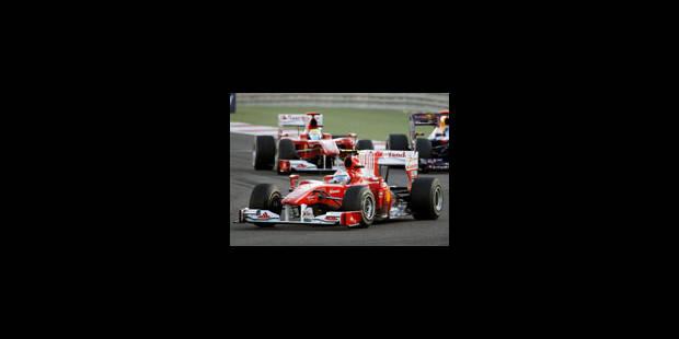 Alonso - Ferrari, rois du pétrole - La Libre