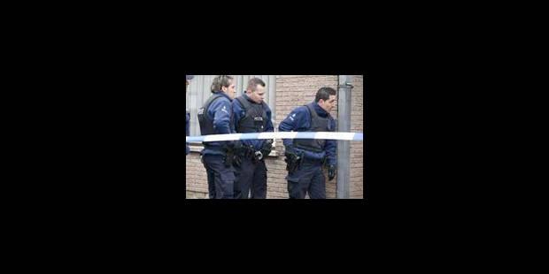 Drame à Bilzen: le policier a été tué par derrière