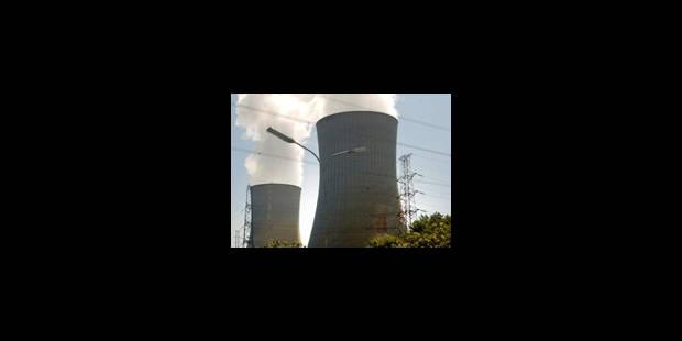 Nucléaire : l'Etat garde les 500 millions - La Libre