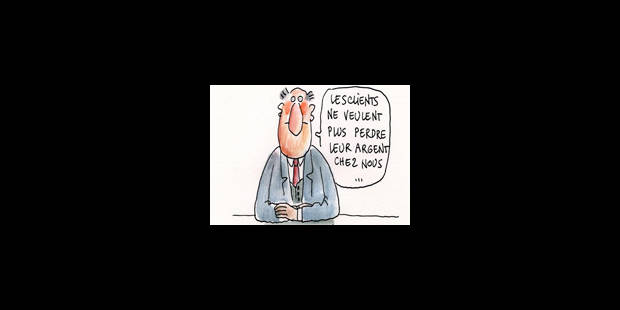 Confidences de banquiers après la crise - La Libre