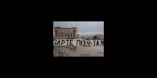 Des équipes du FMI attendues en Grèce pour aider le pays à tenir son budget - La Libre