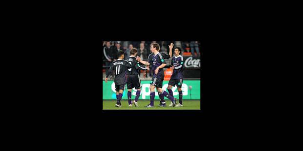 Playoffs 1: Anderlecht s'impose en champion - La Libre