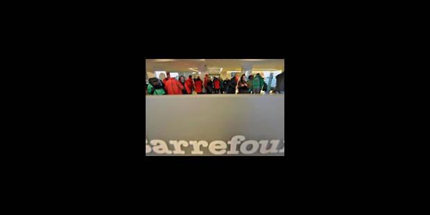 Le Carrefour de Belle-Ile en grève jusque samedi - La Libre