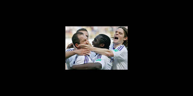 Anderlecht champion! - La Libre
