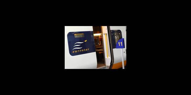 80.000 places de plus cette semaine sur les Eurostar Paris-Londres - La Libre