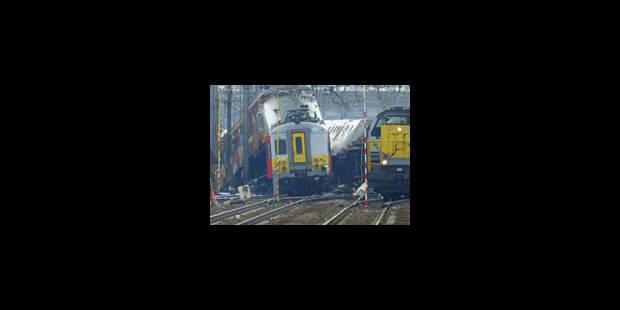 Sécurité du rail: un expert a démissionné - La Libre