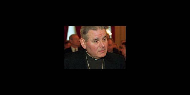 Le sort de Mgr Vangheluwe entre les mains de la Congrégation pour les évêques