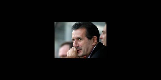 Georges Leekens ne sera pas l'entraîneur des Diables Rouges - La Libre