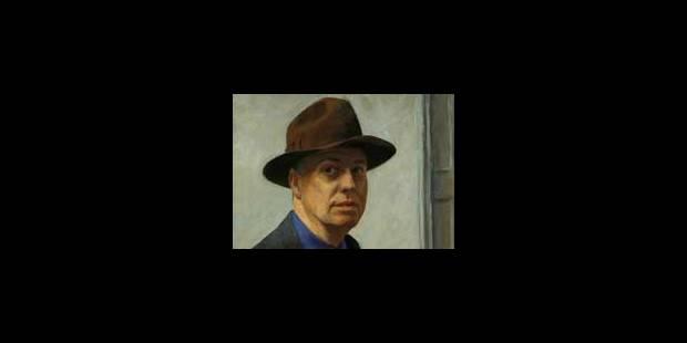 Hopper tel qu'en lui-même