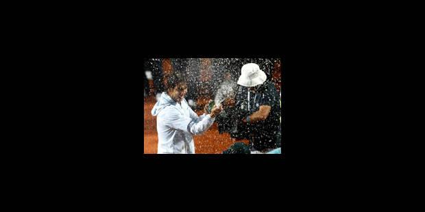 Nadal grand favori pour Roland-Garros - La Libre