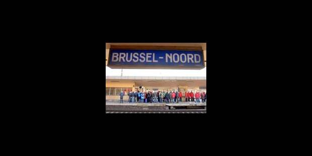 SNCB: mouvement de grève des accompagnateurs - La Libre
