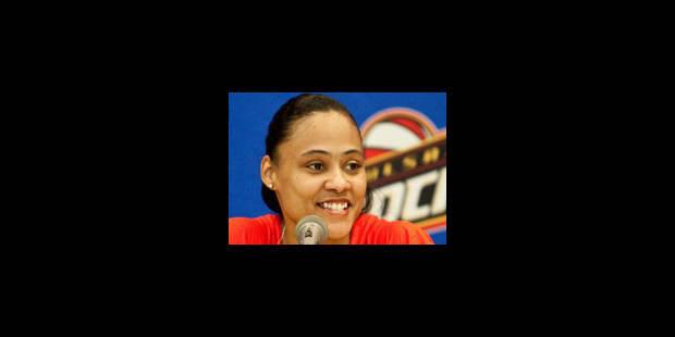 Marion Jones de retour sur la scène sportive samedi en WNBA