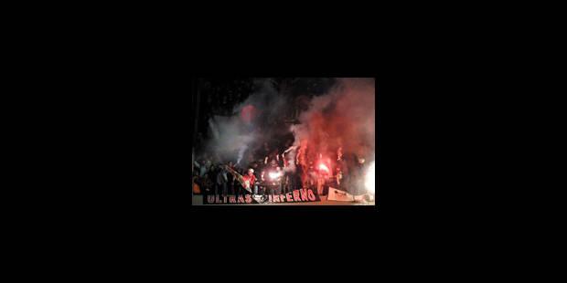 113 supporters d'Anderlecht menacés d'interdiction de stade - La Libre