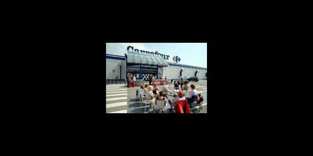 Carrefour: négociations toujours en cours entre direction et syndicats - La Libre