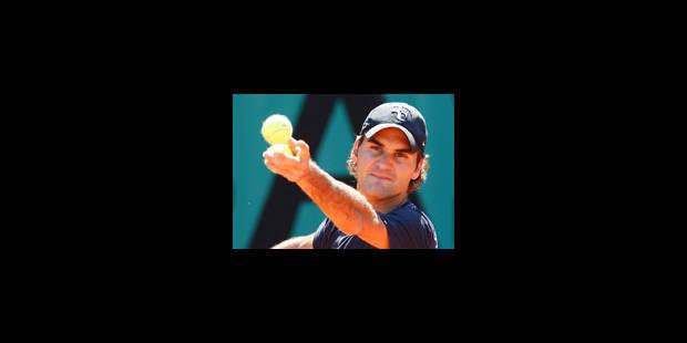 Roland Garros: entrée en lice de Federer et Murray - La Libre