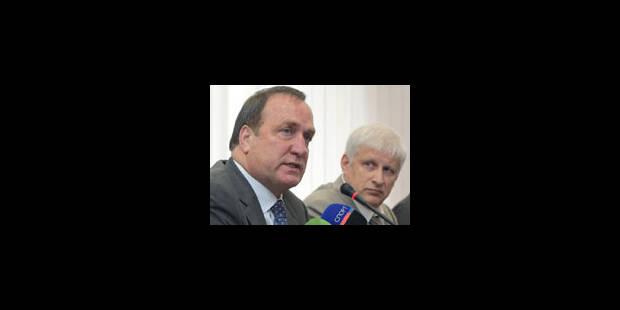 Proposition d'indemnité de 250.000 € pour Advocaat - La Libre