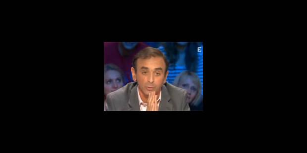 Zemmour, un alibi pour l'extrême droite ? (VIDEO) - La Libre