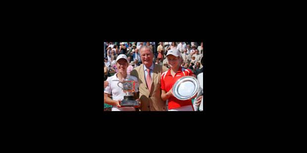 Record du monde de spectateurs pour Henin-Clijsters le 8 juillet à Bruxelles - La Libre