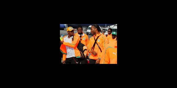 Mondial: Drogba autorisé à jouer avec son plâtre