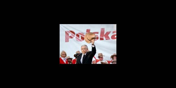 Premier tour des élections présidentielles en Pologne - La Libre