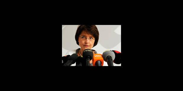 """Thyssen : """"Je démissionne et personne n'a essayé de me convaincre de faire le contraire"""" - La Libre"""