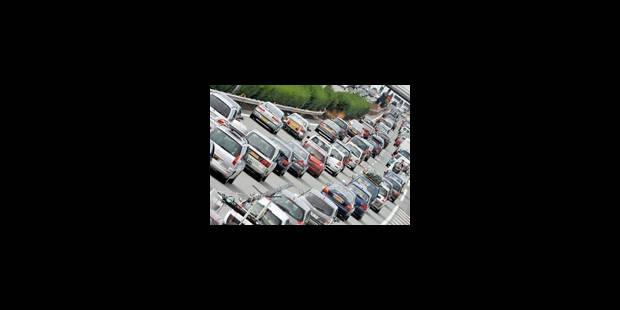 Les automobilistes belges disposés à payer pour éviter les embouteillages - La Libre