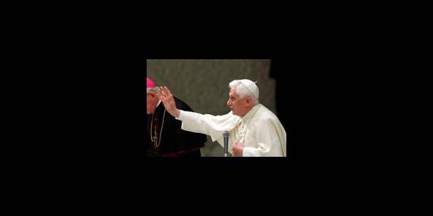 Le pape nomme un nouveau chef des Légionnaires du Christ