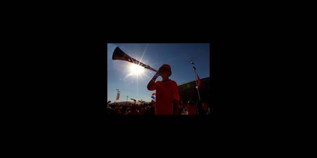 """Le Mondial inscrit le mot """"vuvuzela"""" dans le langage universel - La Libre"""