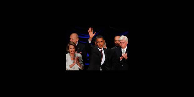 Obama promulgue une vaste réforme de la régulation financière - La Libre