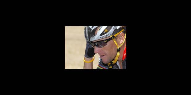 """Lance Armstrong: """"Je n'ai rien à cacher"""" - La Libre"""