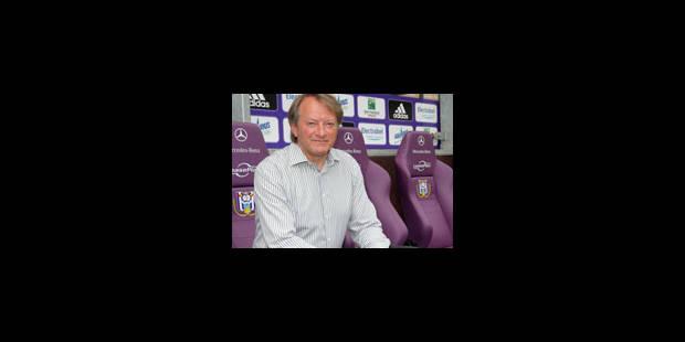 Anderlecht affrontera La Gantoise vendredi en Supercoupe