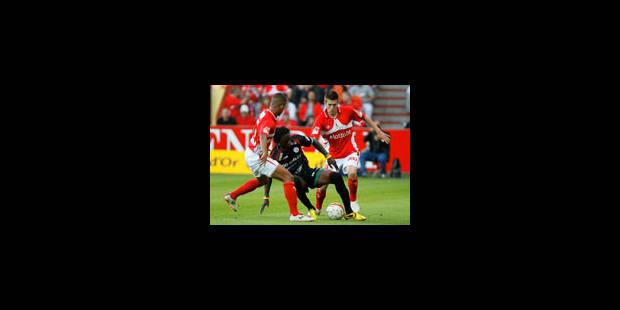 Defour évite une défaite d'entrée au Standard