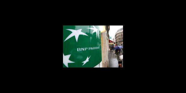 """BNP Paribas: hausse des volumes en Belgique grâce au """"retour de la confiance"""" - La Libre"""