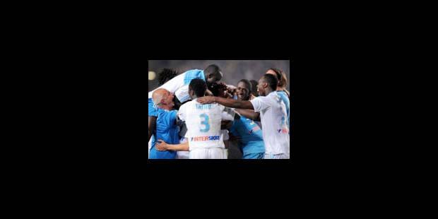 Ligue 1: Marseille et Lyon en favoris pour le titre