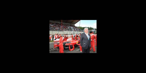 GP de Belgique: 40.000 places sont parties en prévente - La Libre