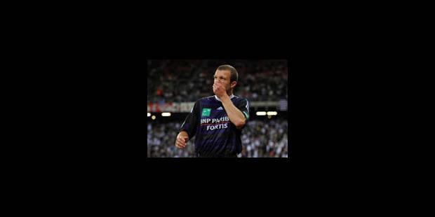 Chatelle quitte Anderlecht pour Nimègue - La Libre