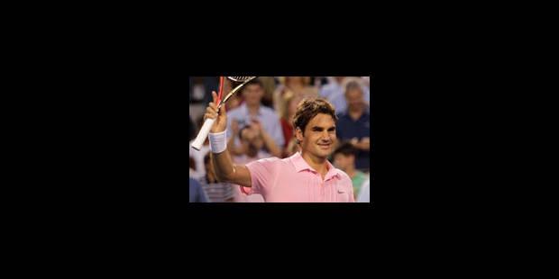 Roger Federer s'impose en finale - La Libre