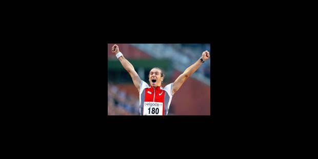 Cédric Van Branteghem (400 m) met un terme à sa carrière